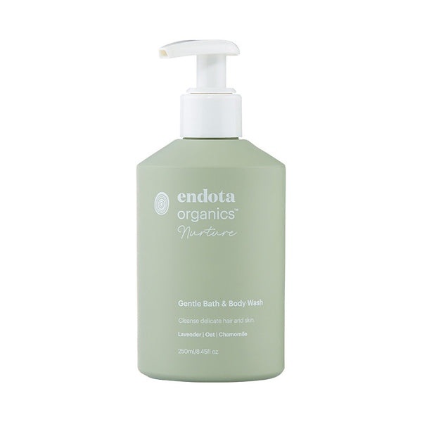 Gentle Bath + Body Wash