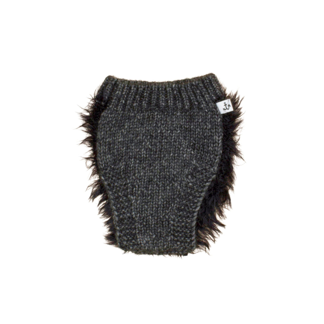 Noe & Zoe Baby Knitted Bloomers-Blue