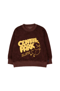 "Tiny Cottons ""CENTRAL PARK"" SWEATSHIRT"