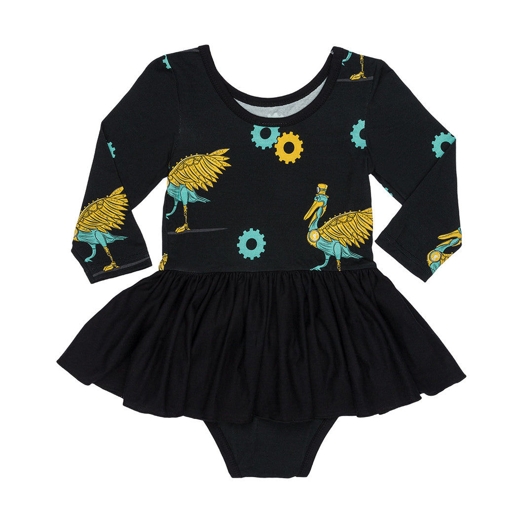 Jelly Alligator Leotard Body Dr. Pelican