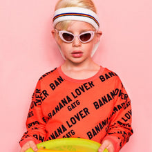 Load image into Gallery viewer, Gardner and The Gang Classic Banana Lover Sweatshirt