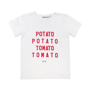 Gardner and the Gang Potato Tomato Tee