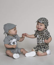 Load image into Gallery viewer, Huxbaby Leopard Summer Hat