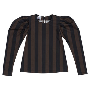 Jelly Alligator Blouse Imperial Stripes