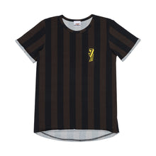 이미지를 갤러리 뷰어에 로드 , Jelly Alligator Short Sleeve T-shirt Imperial Stripes