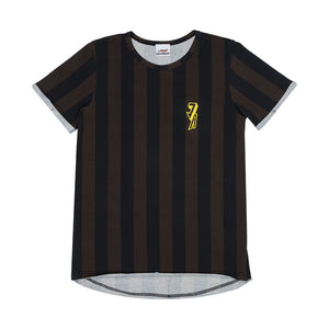 Jelly Alligator Short Sleeve T-shirt Imperial Stripes