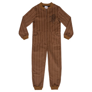 Jelly Alligator Boiler Suit Corduroy