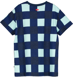 Beau Loves T Shirt Gingham