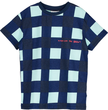 Load image into Gallery viewer, Beau Loves T Shirt Gingham