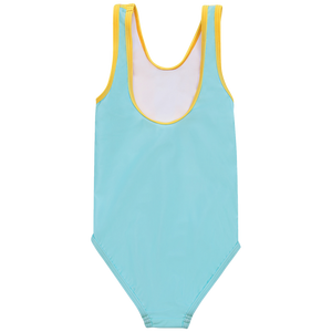 "TINY WHALES X SEAESTA SURF COLAB ""SUN CHILD"" SWIMSUIT LIMITED EDITION"
