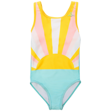 "Load image into Gallery viewer, TINY WHALES X SEAESTA SURF COLAB ""SUN CHILD"" SWIMSUIT LIMITED EDITION"