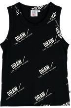 Load image into Gallery viewer, Beau Loves Relaxed Fit Draw Vest