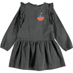 Bonmot Organic DRESS FRILLES