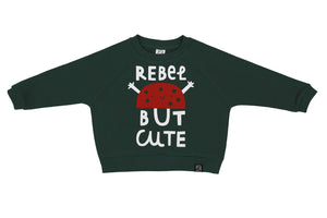 Kukukid Rebel Sweatshirt - Green