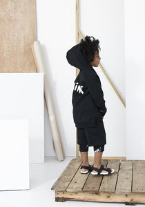 Beau Loves Zip Hooded Sweatshirt Paint