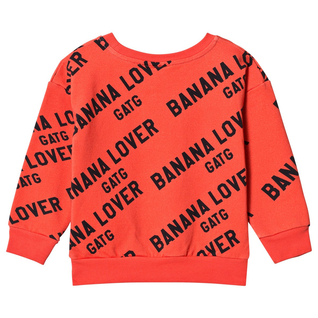 Gardner and The Gang Classic Banana Lover Sweatshirt