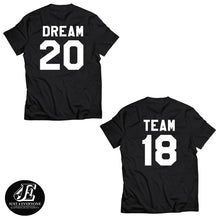 Load image into Gallery viewer, Dream Team Shirts, Matching Shirts, Honeymoon Shirts, Engagement Gift, Wedding Gift, Bride And Groom Shirts, Valentine's Day Shirts, Unisex