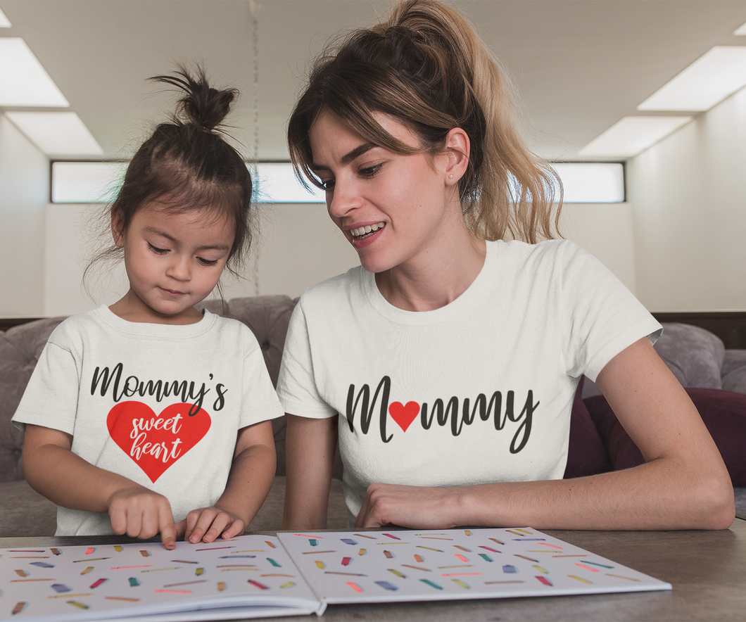 Mommy And Me Shirt, Matching Shirts, Mom And Daughter, Mothers Day Gift, Mommy And Me, Mom Life