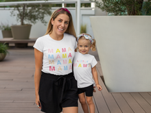 Load image into Gallery viewer, Mama And Little Mama Shirts, Mommy And Me Shirts, Mommy And Me Matching Shirts, Mother Daughter Shirts, Mama And Me Outfit, New Mommy Gift