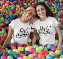 Load image into Gallery viewer, Best Friends Shirts, Best Friends T-Shirts, Bff Tees, Beste Freunde Shirts, Bff Matching shirts