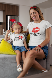 Mommy And Me Valentines Shirt, Mother's Day Shirt, Mommy And Me Outfits, Mother Daughter shirts, Mama's Girl Matching T-Shirts, Mom And Baby