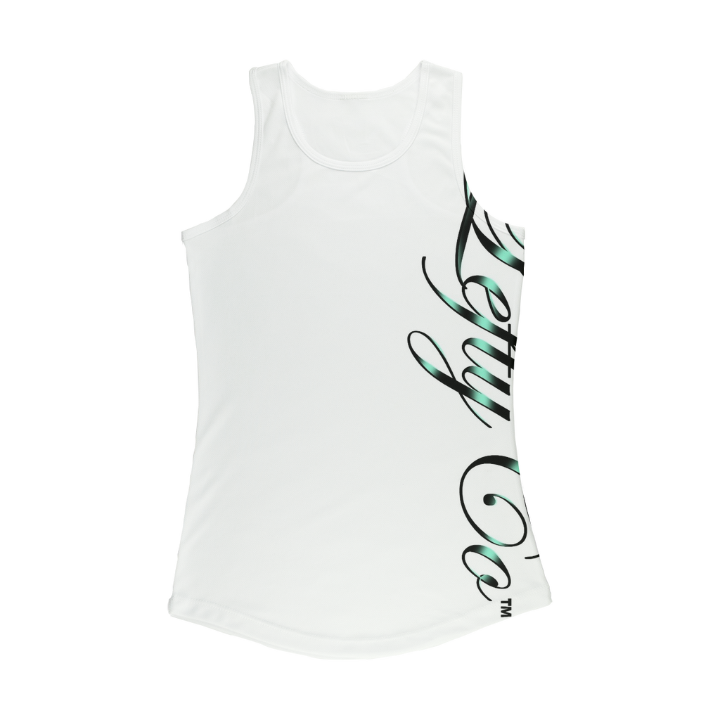 LEFTYCO - O.G. SCRIPT Women Performance Tank