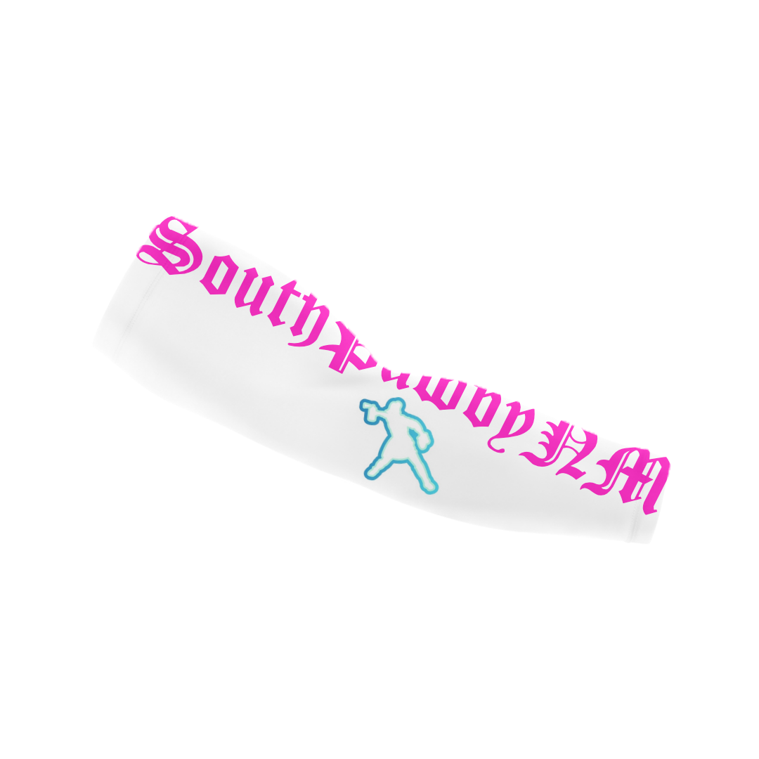 "SouthPawbyNM - ""haters guna hate"" Arm Sleeve"