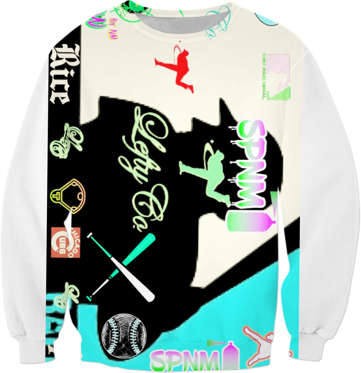 LeftyCo - LC ALL-STAR Sweatshirt (Inverted) - leftyco