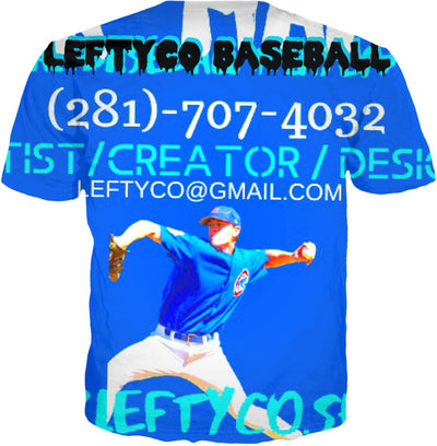 """LeftyCo Biz Card"" - leftyco"