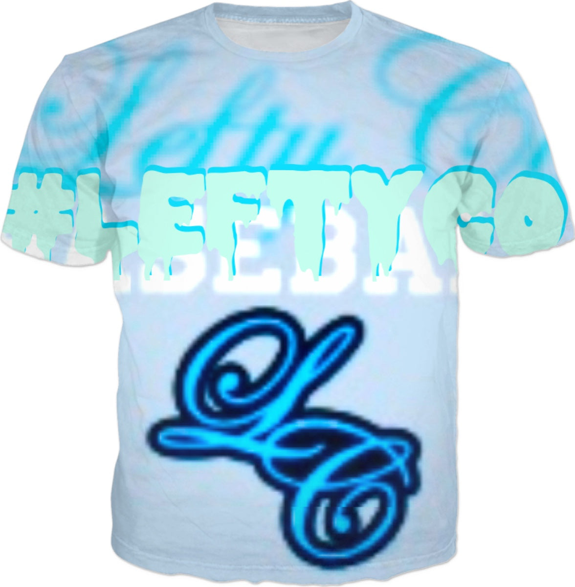 LeftyCo - Big LC T ~ @LEFTYCO t-shirt - leftyco