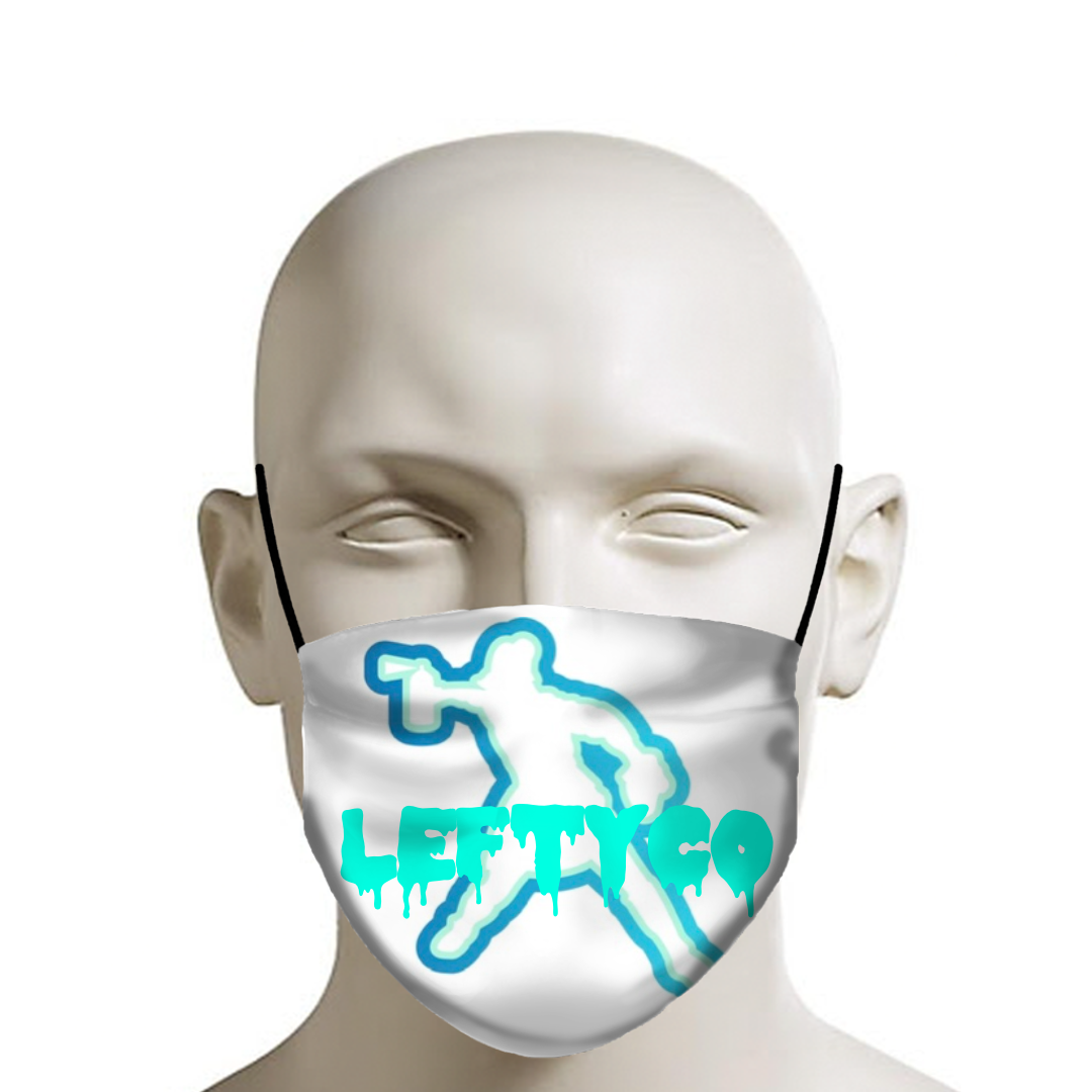 "LEFTYCO - ""League of Your Own Mask"" - leftyco"