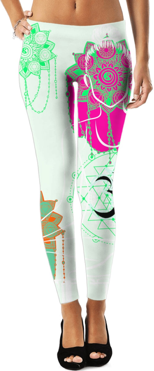 "LeftyCo ~ ""726 Bali"" Leggings - leftyco"
