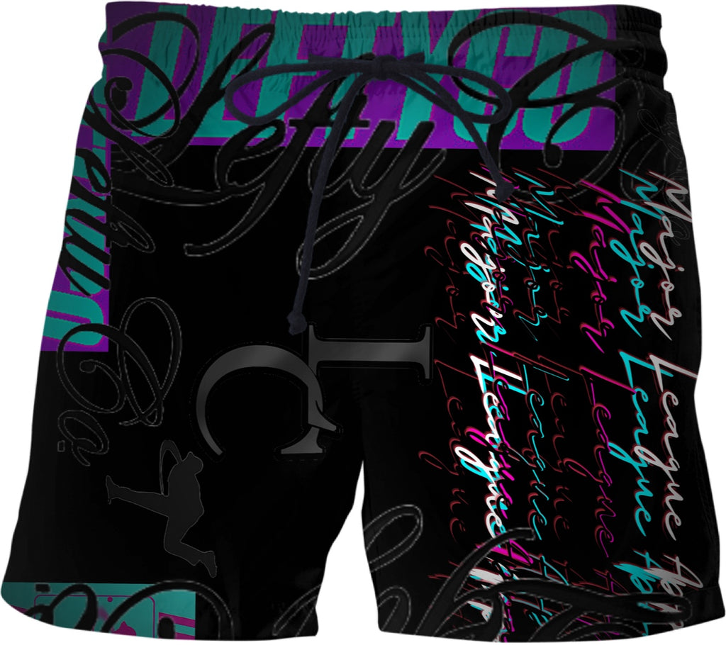 "LeftyCo ~ ""730 MLA"" Boardshorts - leftyco"