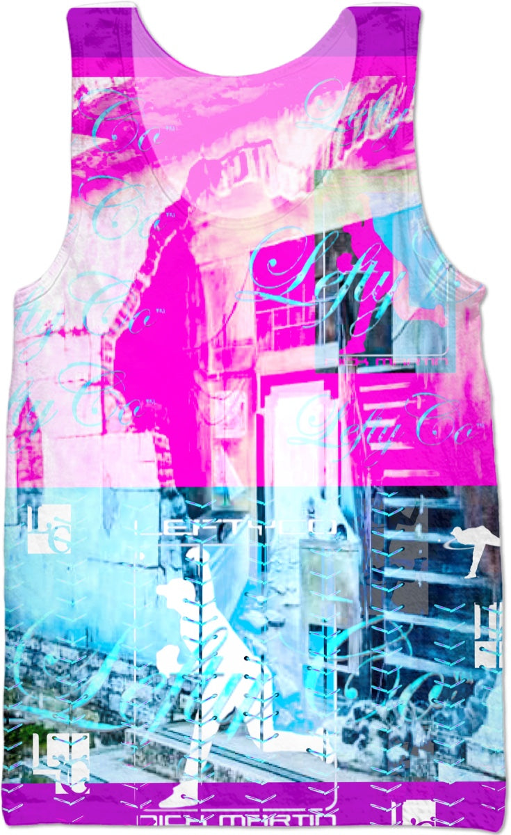 LeftyCo ~ 820 BRICK BREAKER tank top - leftyco