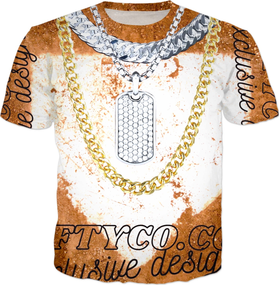 "LEFTYCO ~ ""FINE CHINA"" t-shirt - leftyco"