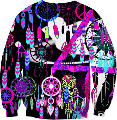 LEFTYCO ~ Dream Catcher sweatshirt