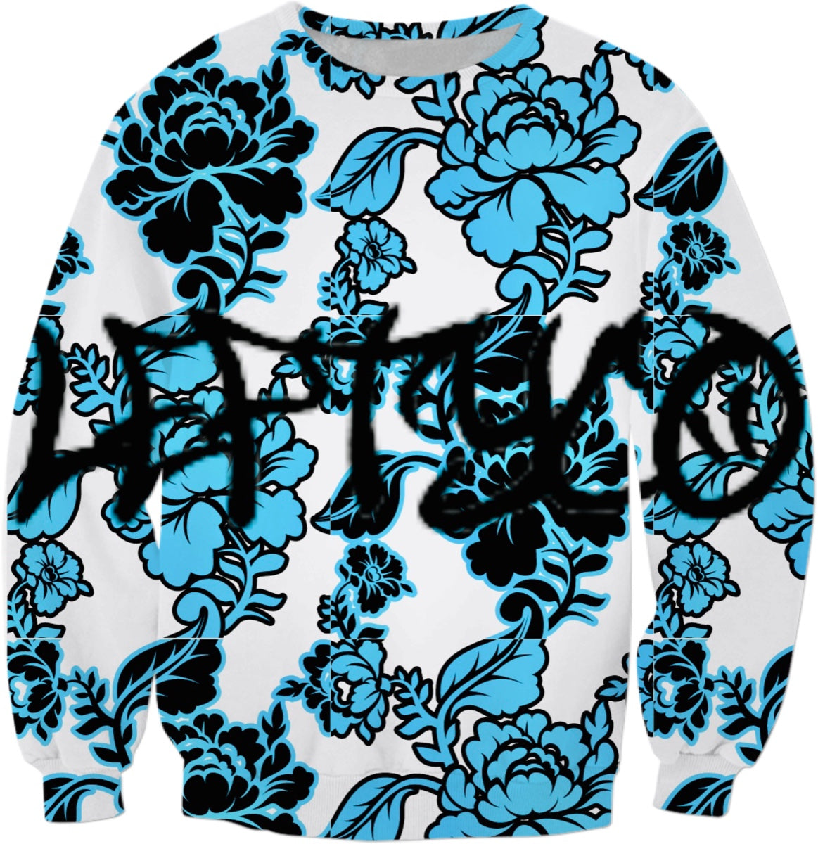 LEFTYCO ~  11621 Snow Reef Island sweater