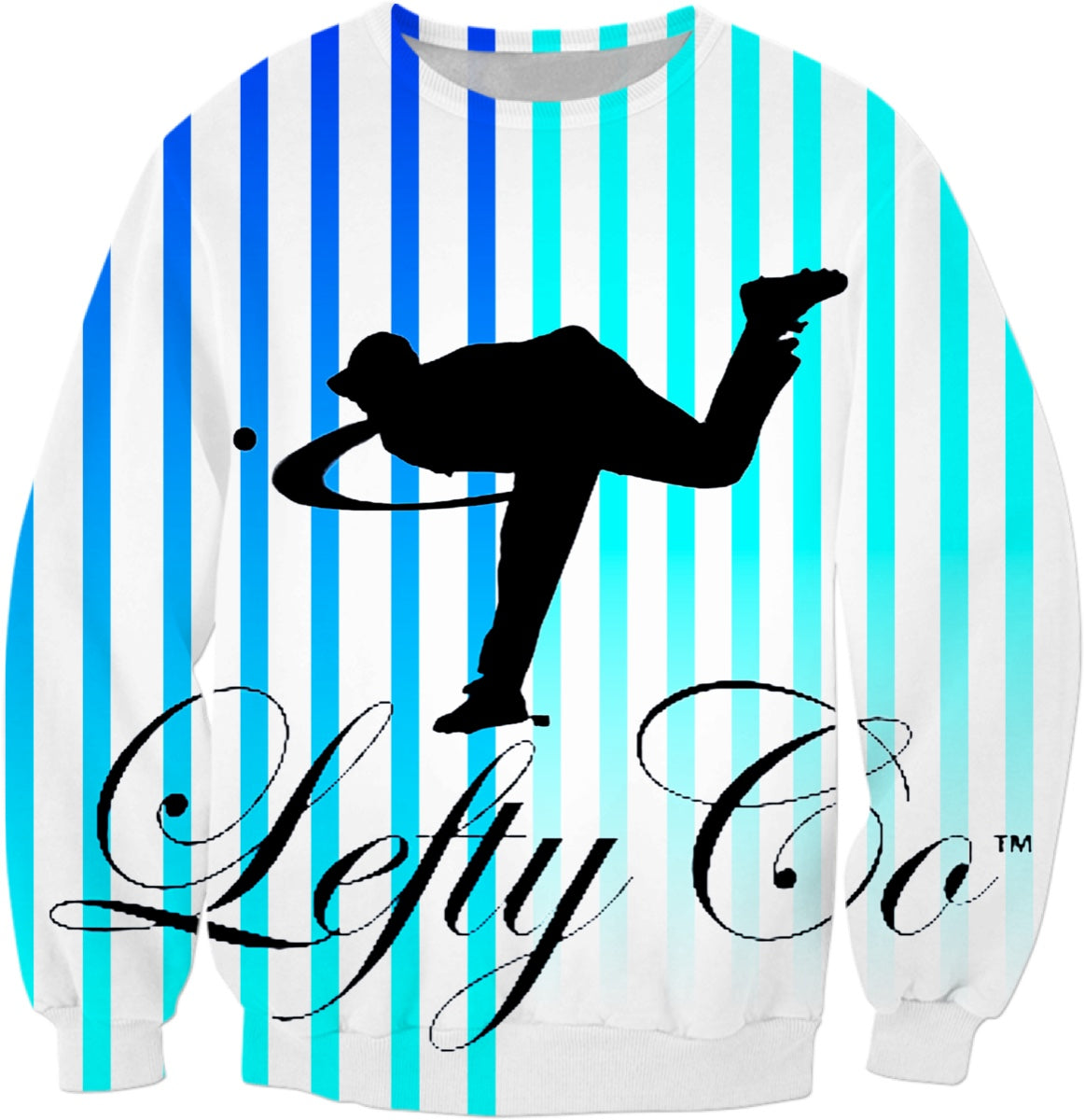 LEFTYCO ~ Cool Breeze sweatshirt