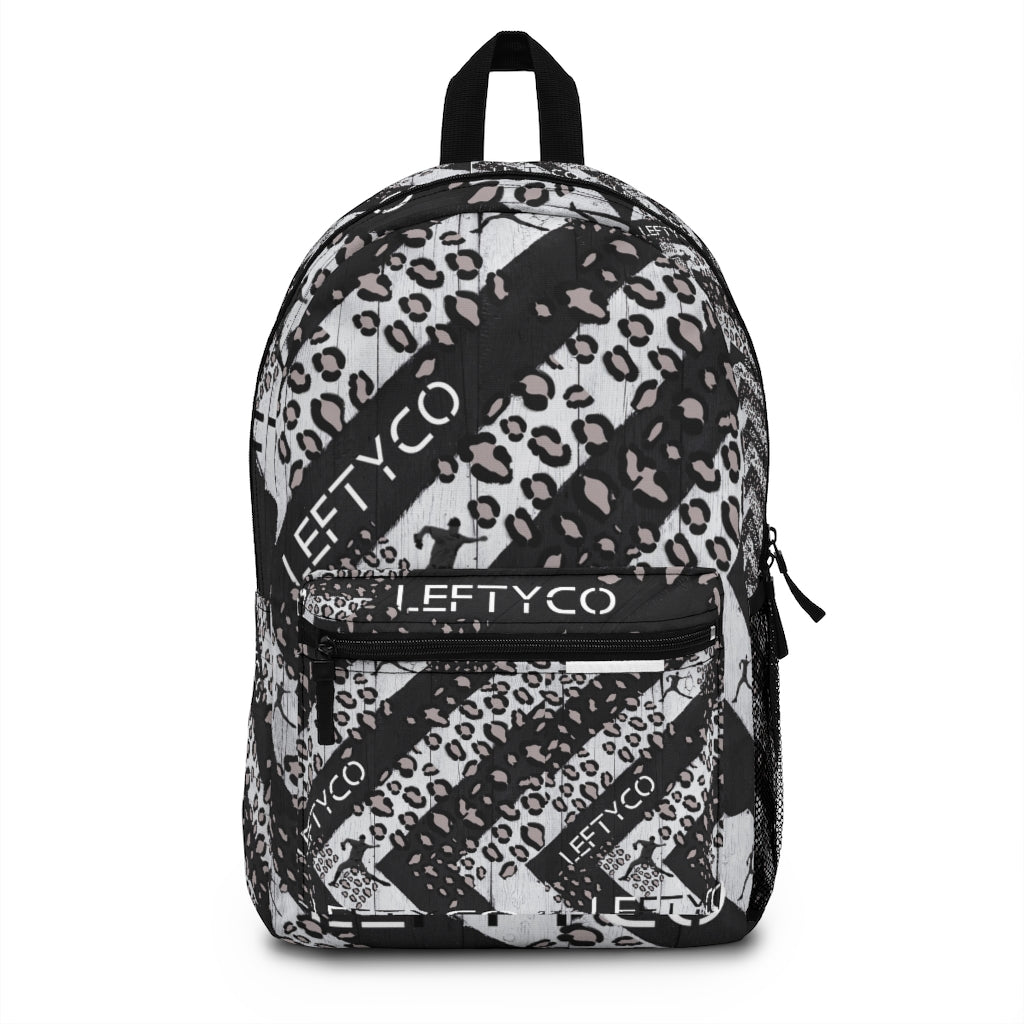 LEFTYCO - ZEBRA STRIKE ZONE backpack