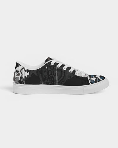 LeftyCo - Women's Lo 725 LeopardCamo Sneaker Women's Faux-Leather Sneaker - leftyco