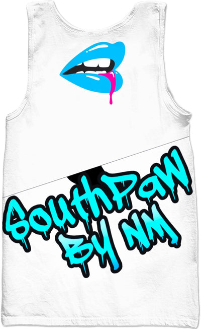 SP Mafia ~ Frosted Tips Tank - leftyco