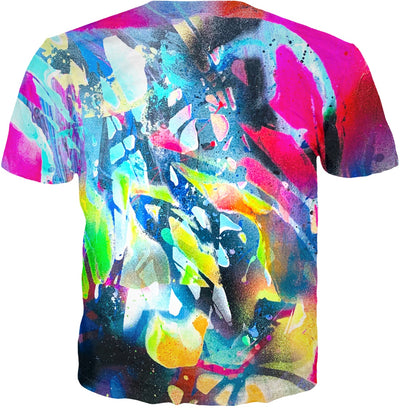 LEFTYCO ~ Art Swagger t-shirt