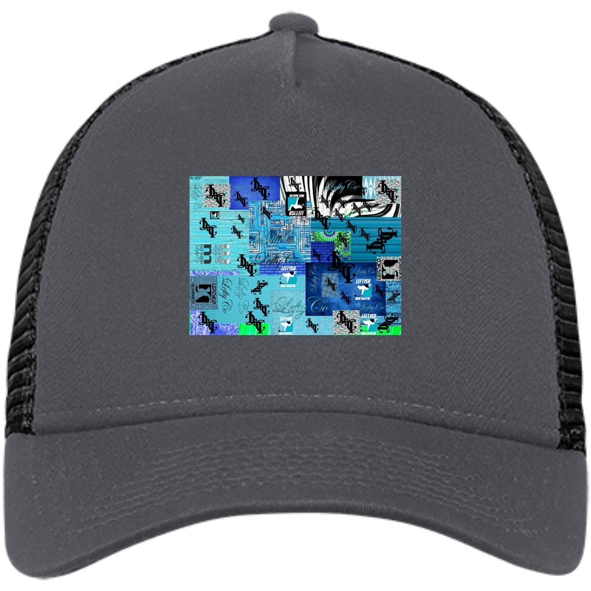 LeftyCo - 718Blues Snapback Trucker Cap - leftyco