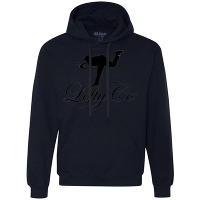 LeftyCo 830 Heavyweight Pullover Fleece Sweatshirt - leftyco