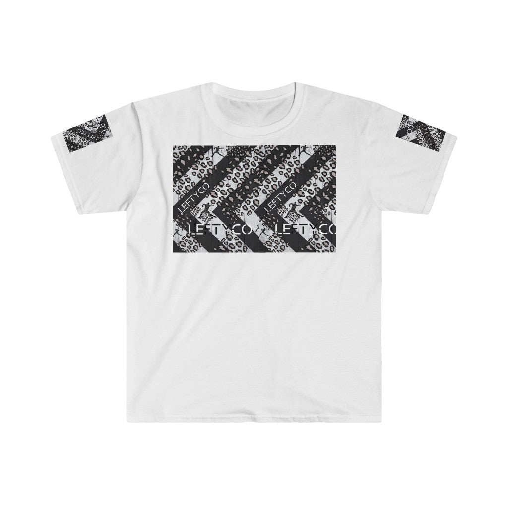 LEFTYCO - ZEBRA STRIKE ZONE  t-shirt