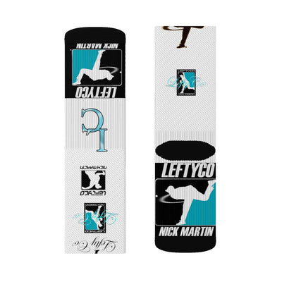 LeftyCo - 716 Athletic Crew Training Socks - leftyco