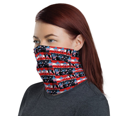 "LeftyCo - ""Stars & Stripes 2020"" Neck Gaiter - leftyco"