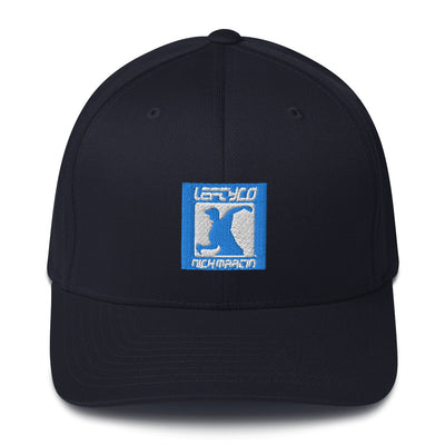 LeftyCo Structured Flex-Fit Twill Cap - leftyco