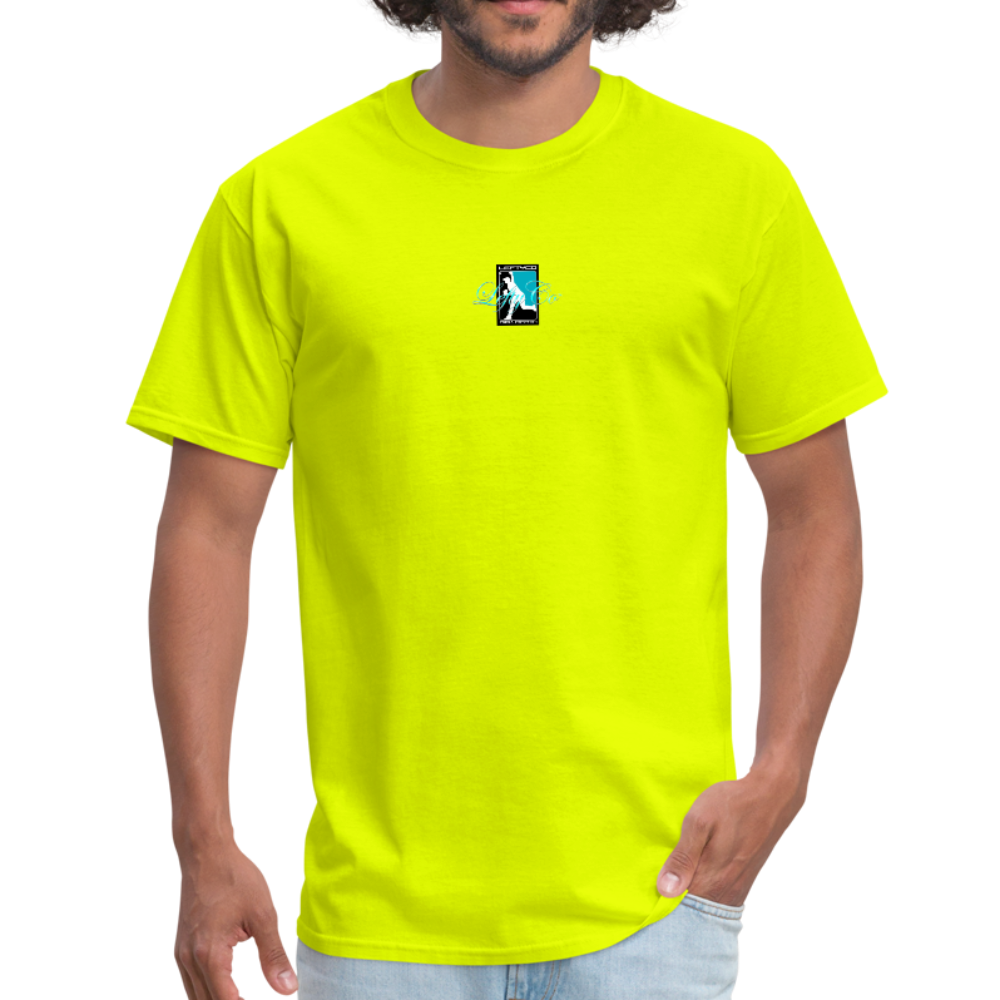 LeftyCo - 718 Safety Yellow T-Shirt - leftyco