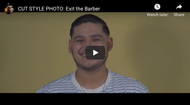 CUT STYLE PHOTO: Exit the Barber